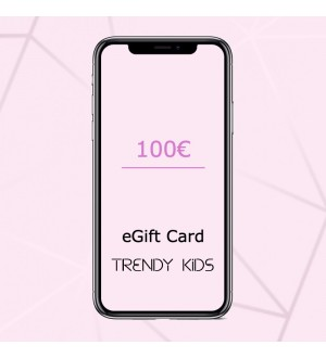 Ηλεκτρονική Δωροκάρτα - 100